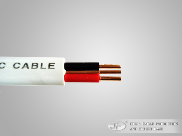 1100V 3 Core PVC insulated Flat submersible cables